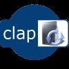 clapLog logo